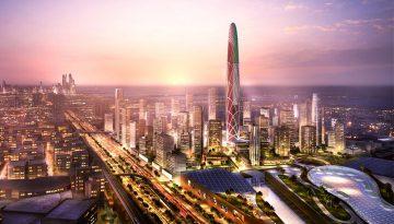 Dubai Holding announces 550-m Burj Jumeirah and Downtown Jumeirah