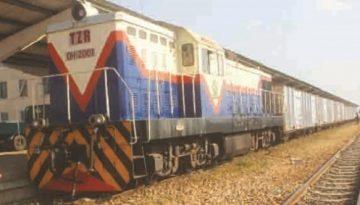 REFURBISHMENT OF TAZARA RAILWAY LINE TO RECEIVE US $1.2BN BOOST