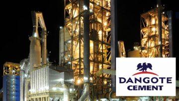 DANGOTE CEMENT UNVEILS NEW SUSTAINABILITY REPORT