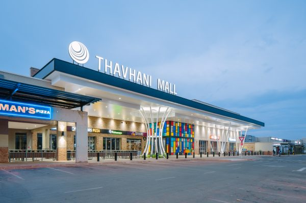THAVHANI MALL WINS BEST RURAL AND SMALL TOWN DEVELOPMENT IN SAPOA AWARDS