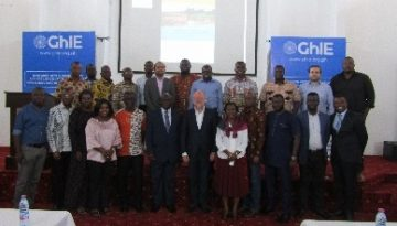TRANSPORT AFRICA RESEARCH PROJECT MEET ON USING LOCAL MATERIALS IN ROAD CONSTRUCTION