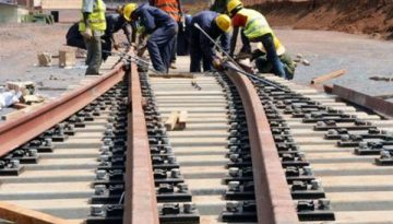 CHINA COULD FINANCE PART OF TANZANIA'S SGR PROJECT