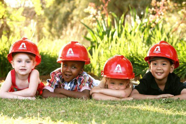 Afrisam children