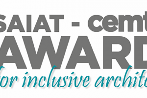 CALL FOR ENTRIES - 2020 SAIAT - CEMTEQ AWARDS FOR INCLUSIVE ARCHITECTURE 2