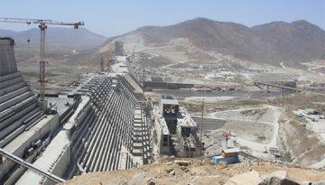 ETHIOPIA DAM OFFICIAL BLAMES DELAYS ON METEC