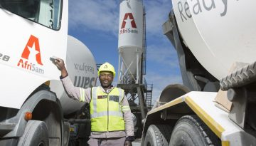 AFRISAM PRIORITISING QUALITY AMID TOUGH TIMES FOR CONSTRUCTION SECTOR