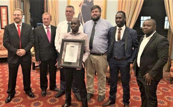 CORESTRUC SCOOPS AWARD FOR EXCELLENCE IN PRECAST CONCRETE