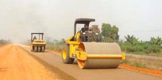 CONSTRUCTION OF LACMON TO APAA ROAD IN UGANDA BLOCKED