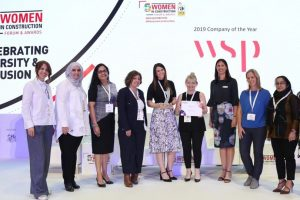 Winners of the Big 5 Women in Construction Awards