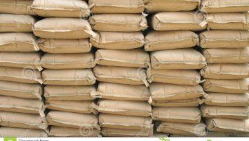Cement imports