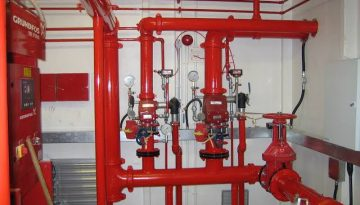 Fire safety in buiuldings
