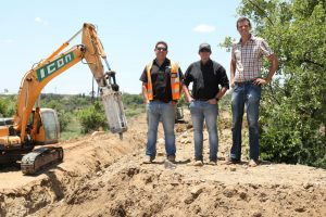 Helderfontein Outfall Sewer nears completion