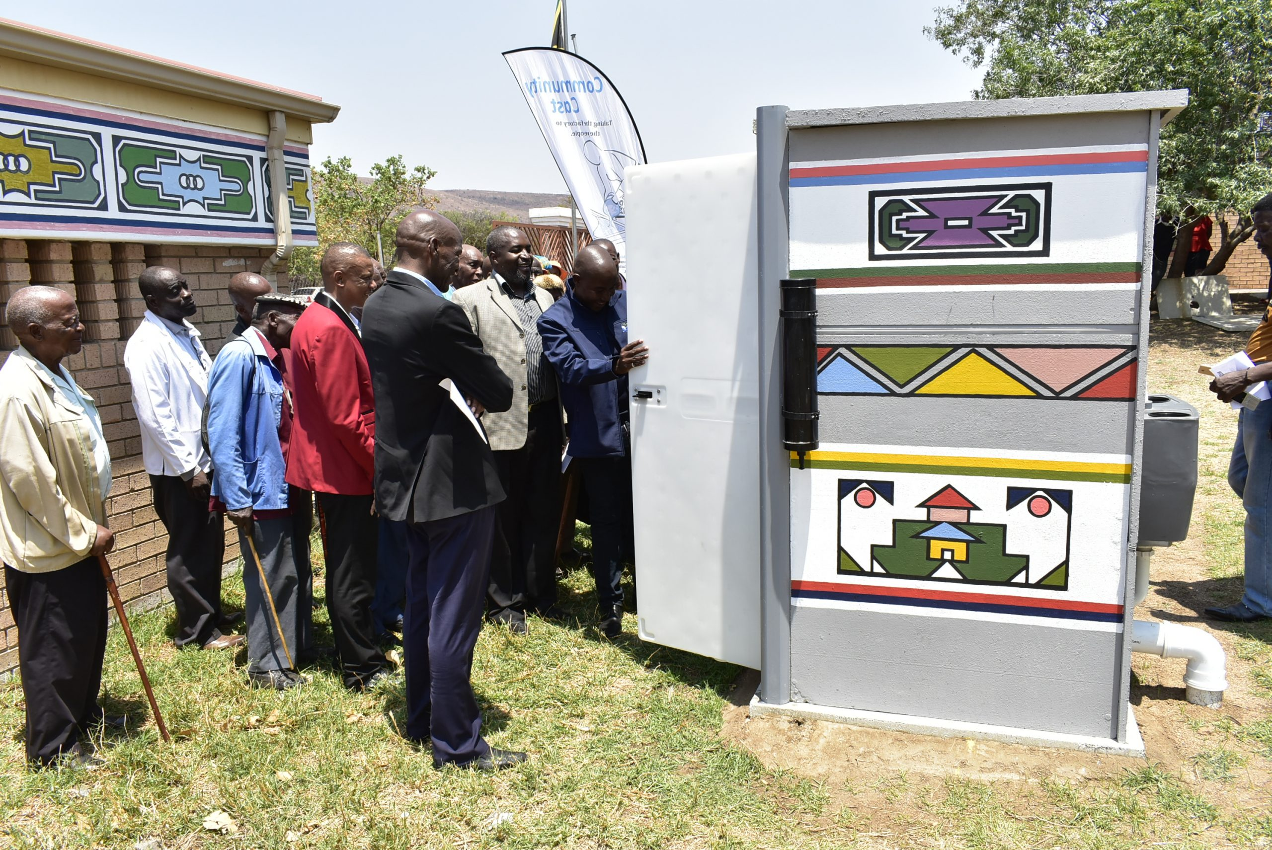 ROCLA SUPPORTS HERITAGE OF NDEBELE ART