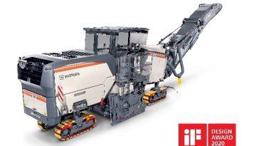 Wirtgen W 210 Fi Large Milling Machine Receives iF Design Award 2020