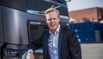 Volvo Trucks continues support of essential fleets during lockdown