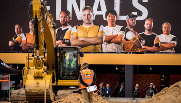 Caterpillar presents its Global Operator Challenge finals