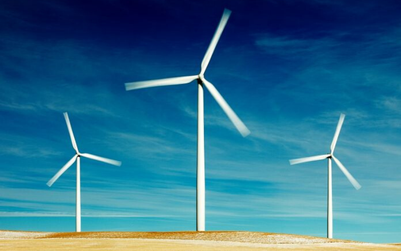 Construction of Tanzania's first-ever wind farm nears completion