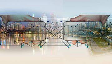 city-panorama-smartphone-control