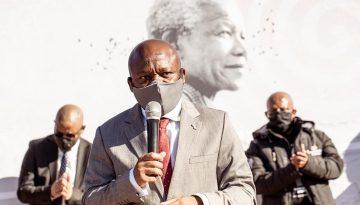 President Ramaphosa Addresses Mandela Day