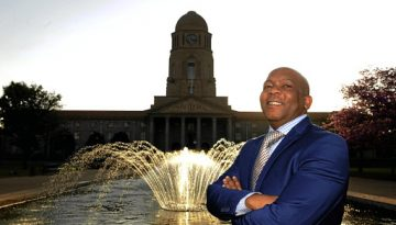 Dr Ramokgopa Kgosientso, Head of the Investment and Infrastructure Office in the Presidency