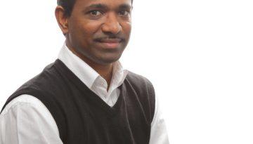 Selvan Murugan Digital Practice Leader Cape Town and Coastal at Zutari