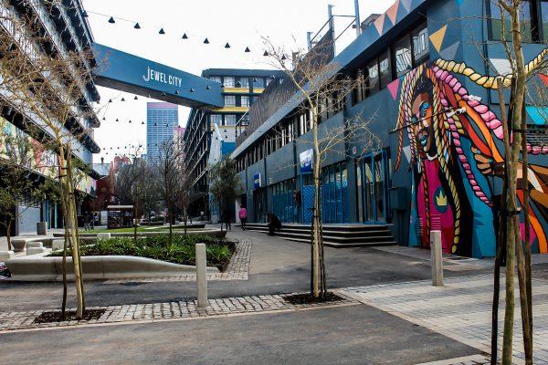 Jewel City redevelopment in Maboneng, Johannesburg