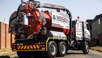 Werner Pumps - Into Africa