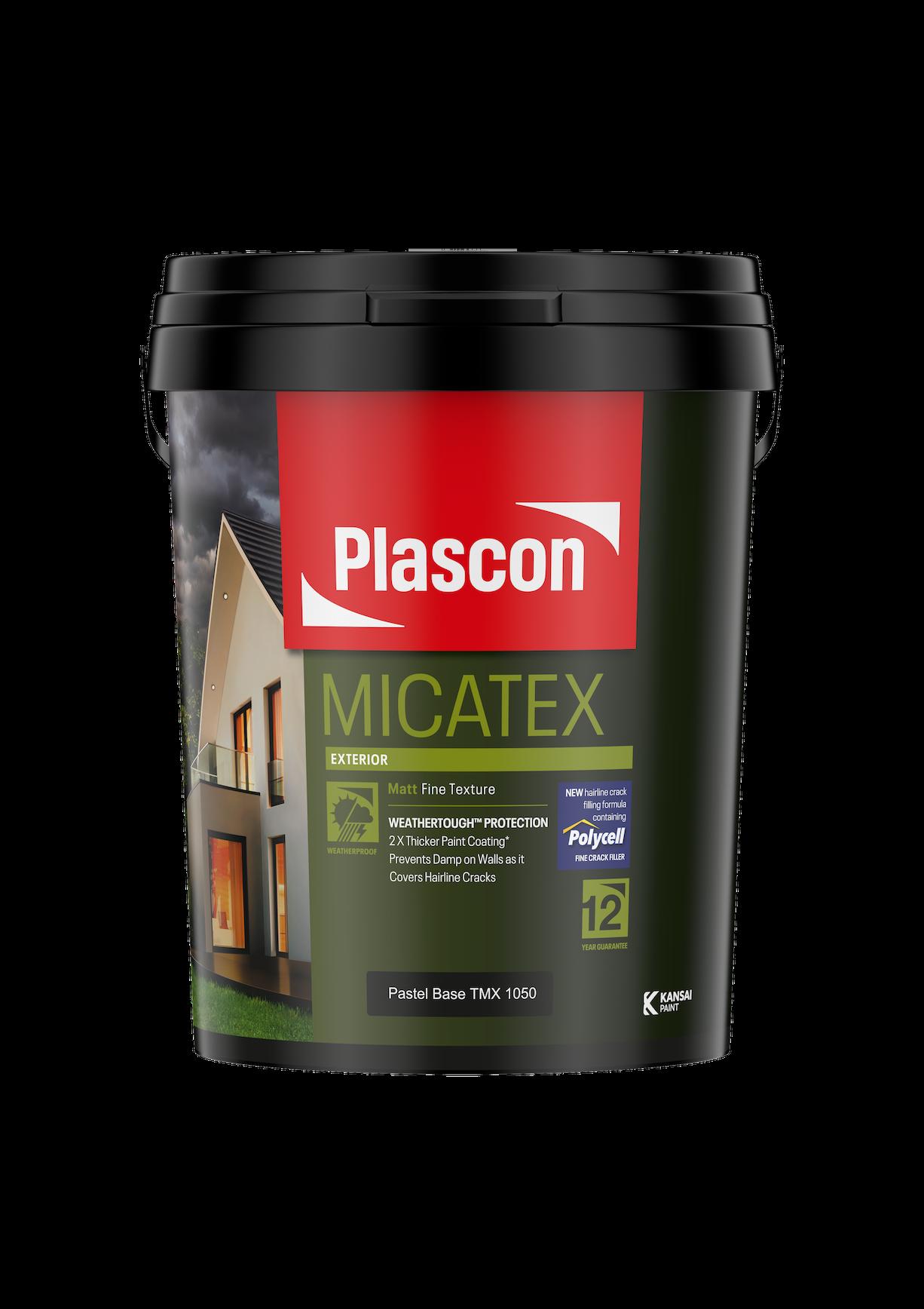Fastest Plascon Micatex Colour Range