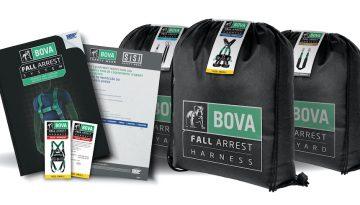 Bova Fall Arrest_PressRelease_Pakcaging