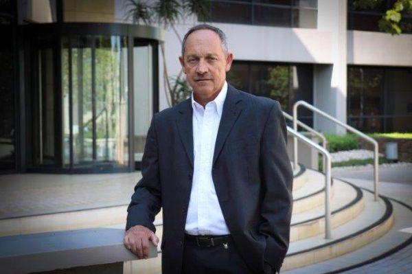 Zutari CEO Dr. Gustav Rohde