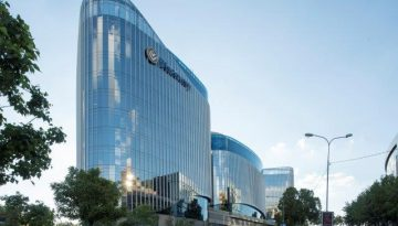 Zutari was responsible for integrating the design and building services at One Discovery Place in Sandton