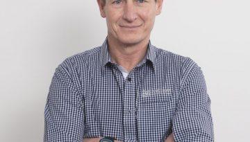 Eben Meyburgh, CEO at GVK-Siya Zama