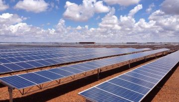 Kathu Solar PV Project South Africa