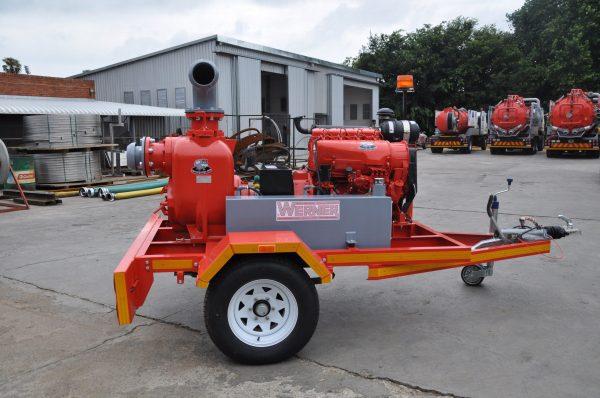 Suction Pumps Werner Pumps 2