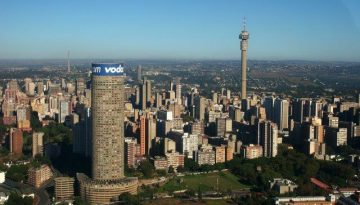 The urgent problems faced by South African cities are social and economi...