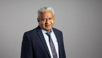 Sudesh Maharaj Client Director Transport at Zutari