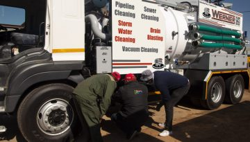 Werner Pump Fleet Services 1