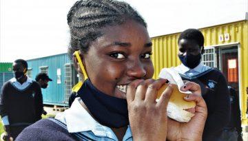 Veer Steel Mills launches Food Programme at Hawk Academy