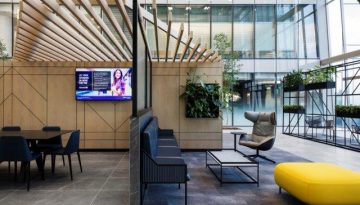 Workspaces must address remote working and entice people back into the office.