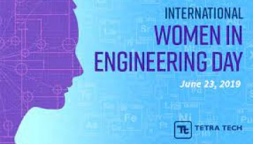 women in enginering day