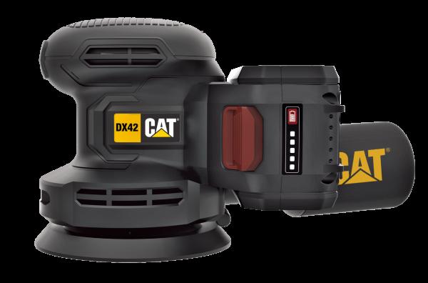 CAT DX42 18V 125mm Orbital Rotary Sander-0 LR no 2