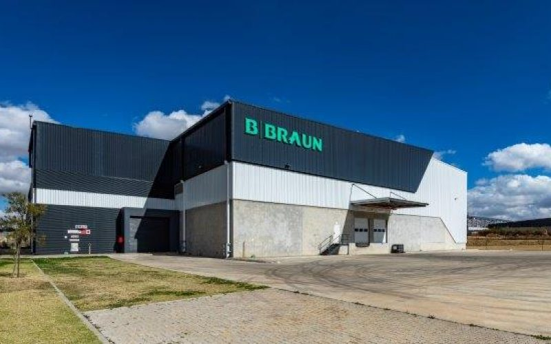 PASA designed a new integrated pharmaceutical plant for B.Braun of Germany