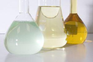 Beakers laboratory